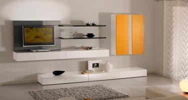 Стенки, горки, секции и модульные шкафы